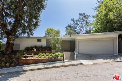 Photo of 1721 STONE CANYON Road, Los Angeles, CA 90077 (MLS # 20598860)