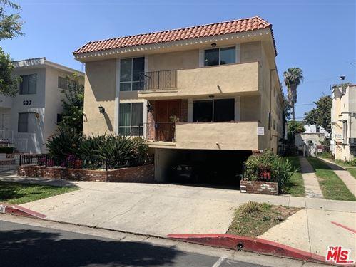 Photo of 541 N Orlando Avenue, West Hollywood, CA 90048 (MLS # 21718860)