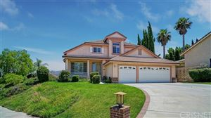 Photo of 28217 Bel Monte Court, Canyon Country, CA 91387 (MLS # SR19165860)