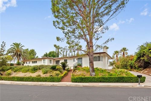 Photo of 16537 Pineridge Drive, Granada Hills, CA 91344 (MLS # SR20214860)