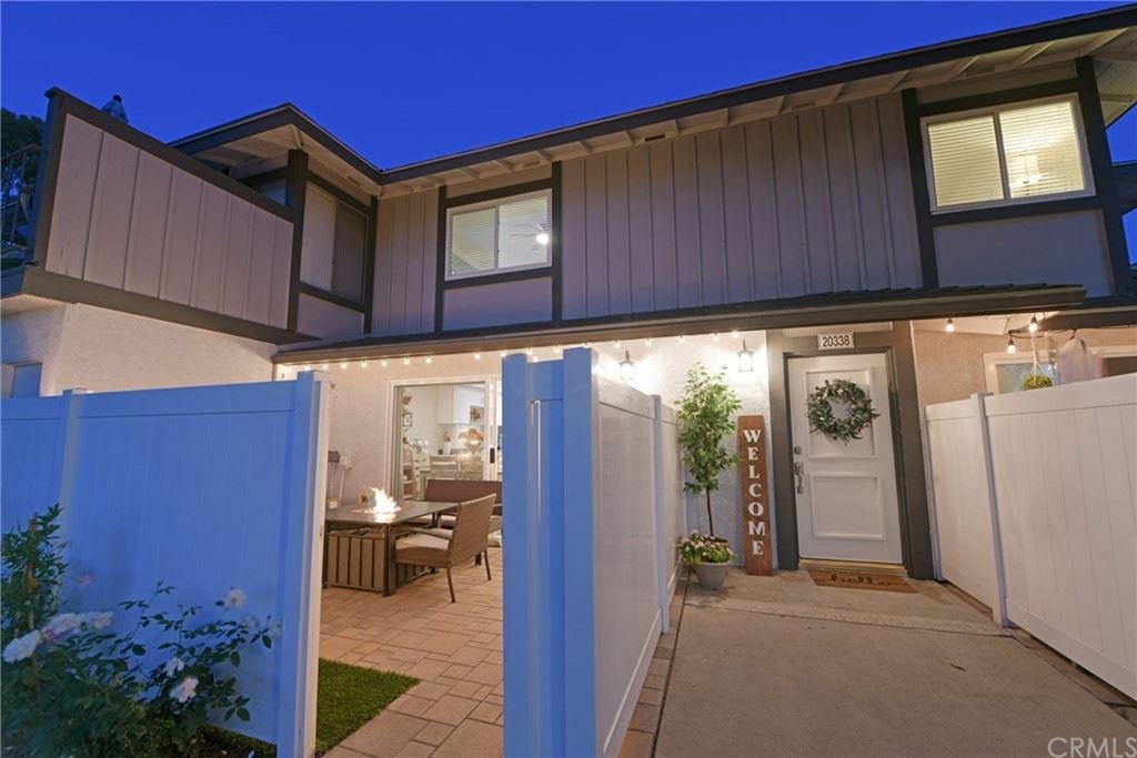 20338 Cranberry Lane #27, Yorba Linda, CA 92886 - MLS#: PW21232860