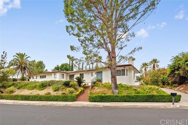 16537 Pineridge Drive, Granada Hills, CA 91344 - MLS#: SR20214860