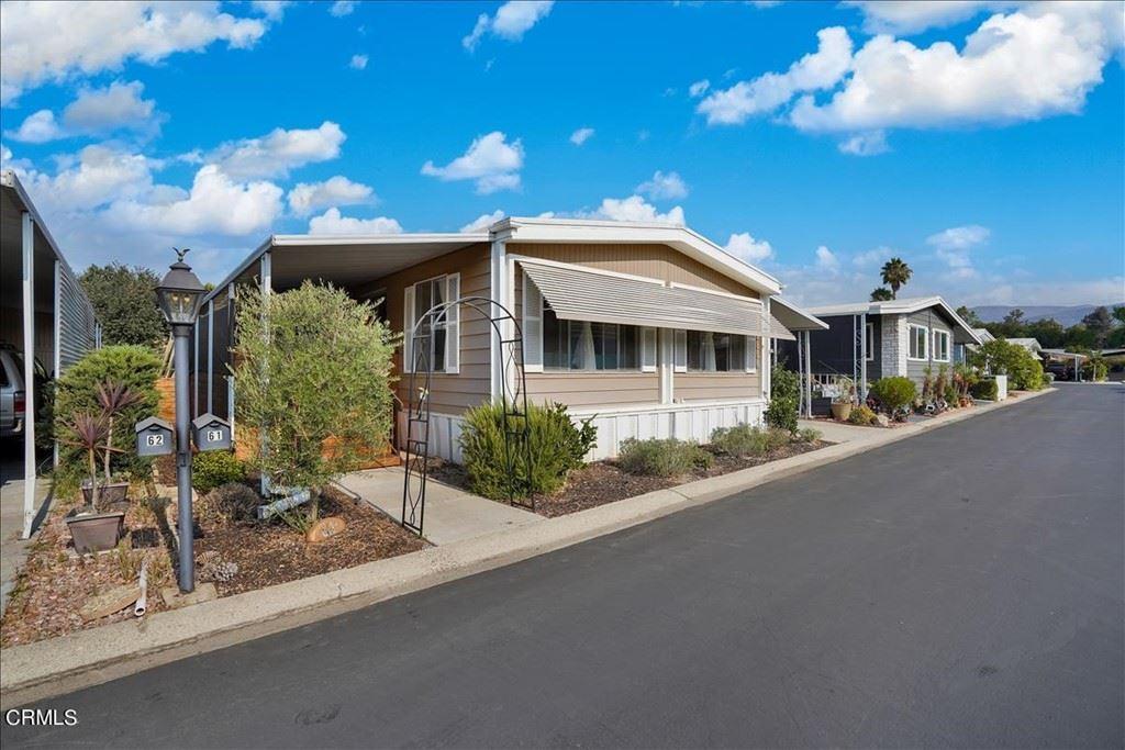 950 Woodland Avenue #61, Ojai, CA 93023 - MLS#: V1-7860