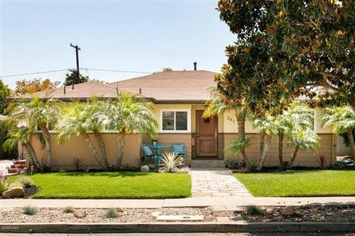 Photo of 347 Estrella Street, Ventura, CA 93003 (MLS # 220006861)