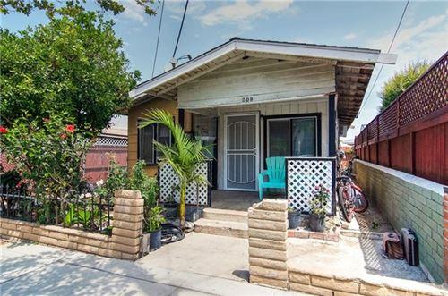 Photo of 209 W Sycamore Avenue, Orange, CA 92866 (MLS # NP21133861)