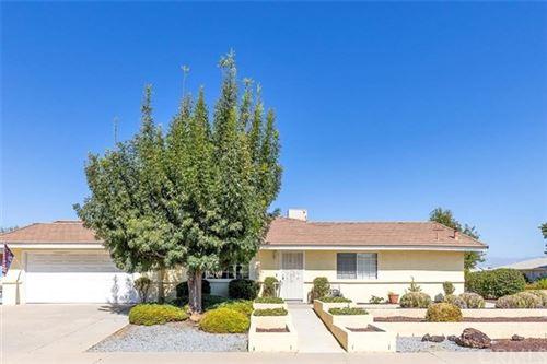 Photo of 26136 Pine Valley Road, Menifee, CA 92586 (MLS # SW20216861)