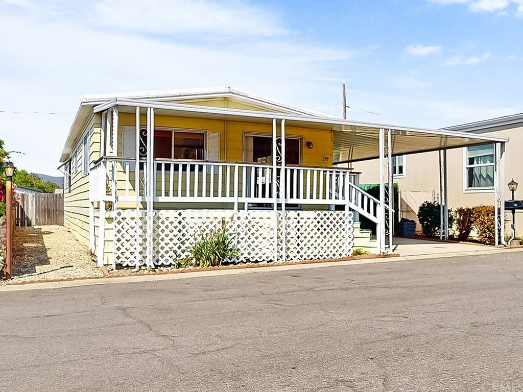 3057 S Higuera Street #159, San Luis Obispo, CA 93401 - MLS#: SC21196861