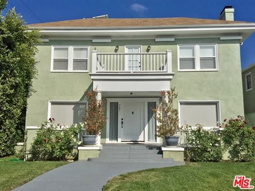 Photo of 757 S BRONSON Avenue, Los Angeles, CA 90005 (MLS # 20631862)