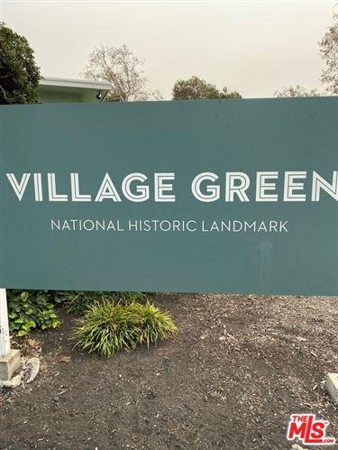 Photo of 5298 Village, Los Angeles, CA 90016 (MLS # 20633862)