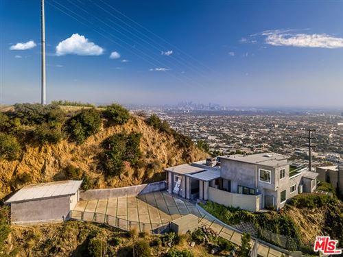 Photo of 8697 FRANKLIN Avenue, Los Angeles, CA 90069 (MLS # 21690862)