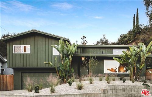 Photo of 4801 Lockhaven Avenue, Los Angeles, CA 90041 (MLS # 21796862)