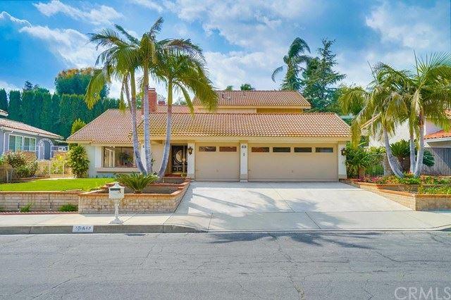 15414 Feldspar Drive, Chino Hills, CA 91709 - MLS#: CV20065862