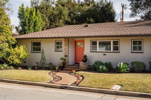Photo of 1380 Cheviotdale Drive, Pasadena, CA 91105 (MLS # P1-2863)