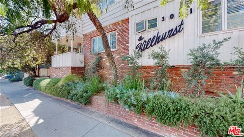 Photo of 2021 Hillhurst Avenue #9, Los Angeles, CA 90027 (MLS # 21703864)