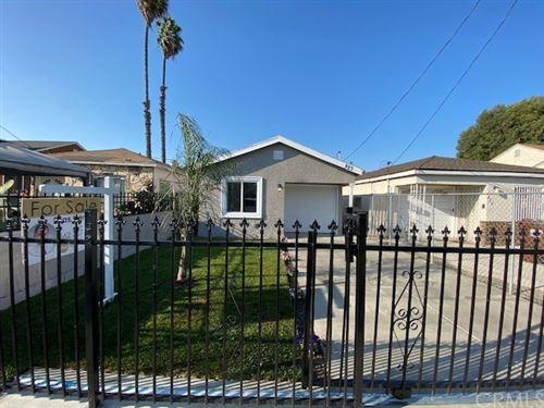 Photo of 823 W Magnolia Street, Compton, CA 90220 (MLS # DW20199864)