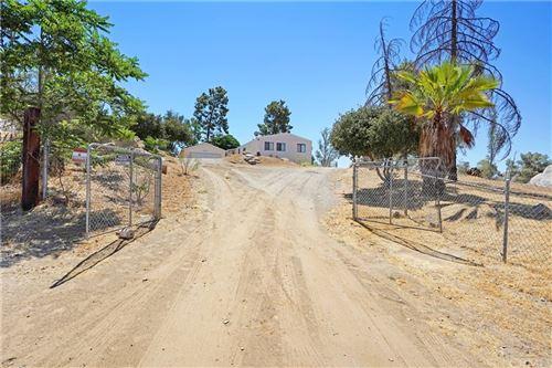 Photo of 24016 Gunther Road, Menifee, CA 92585 (MLS # SW21127864)