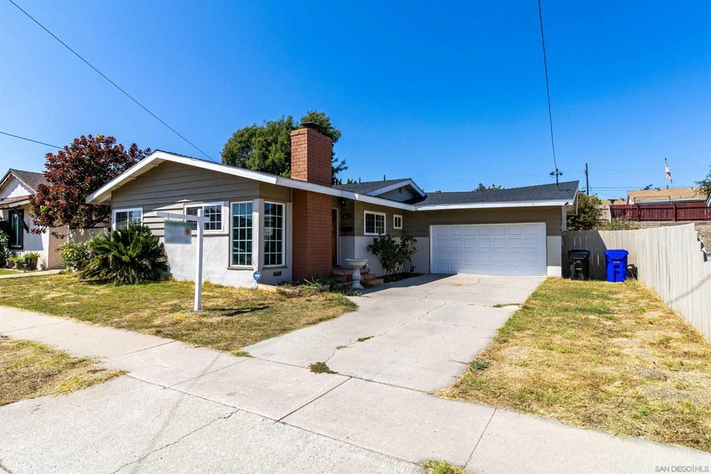 6274 Chadwick Avenue, San Diego, CA 92139 - MLS#: 210025864
