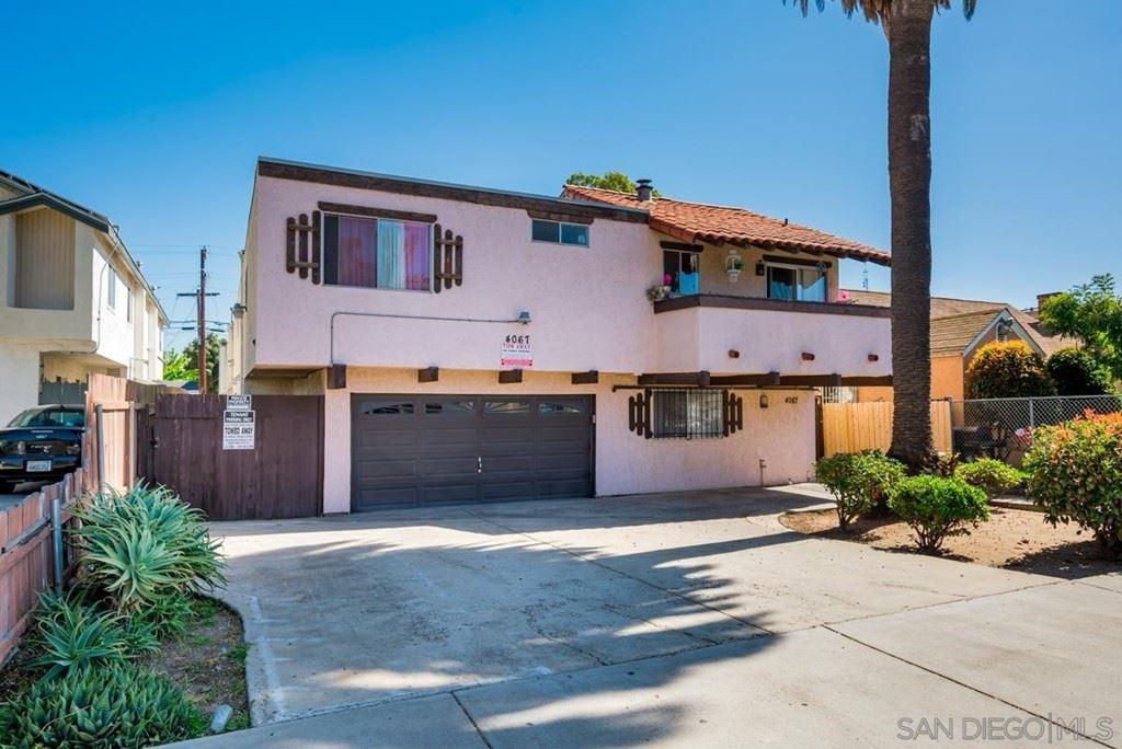 4067 44th Street #7, San Diego, CA 92105 - #: 210028864