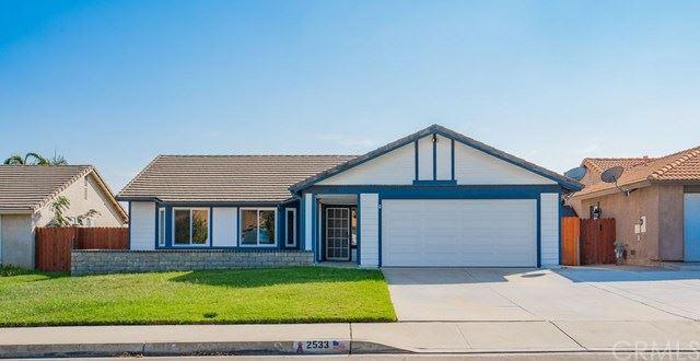 2533 W Loma Vista Drive, Rialto, CA 92377 - MLS#: CV20215864