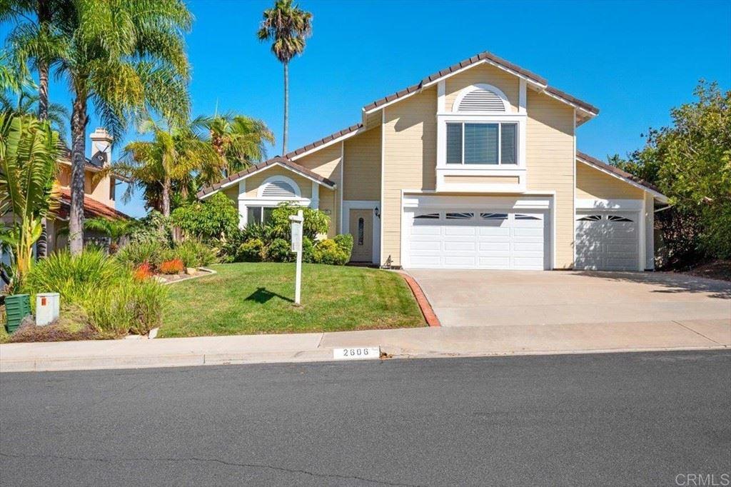 2606 La Golondrina Street, Carlsbad, CA 92009 - MLS#: NDP2111864