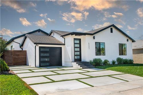 Photo of 5907 Encino Avenue, Encino, CA 91316 (MLS # SR21176865)