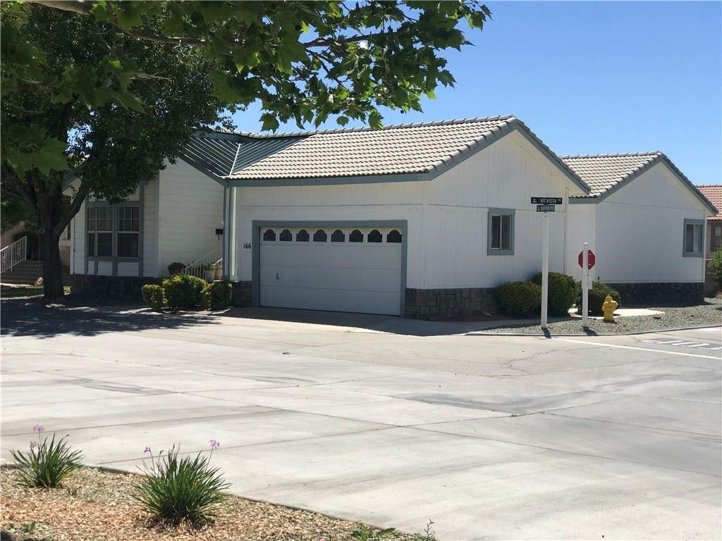22241 Nisqually Road #166, Apple Valley, CA 92308 - MLS#: IV21090865
