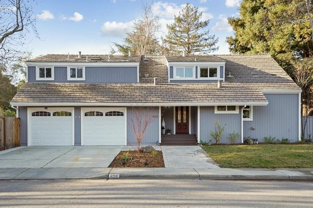 425 Hedgerow Court, Mountain View, CA 94041 - #: ML81823865