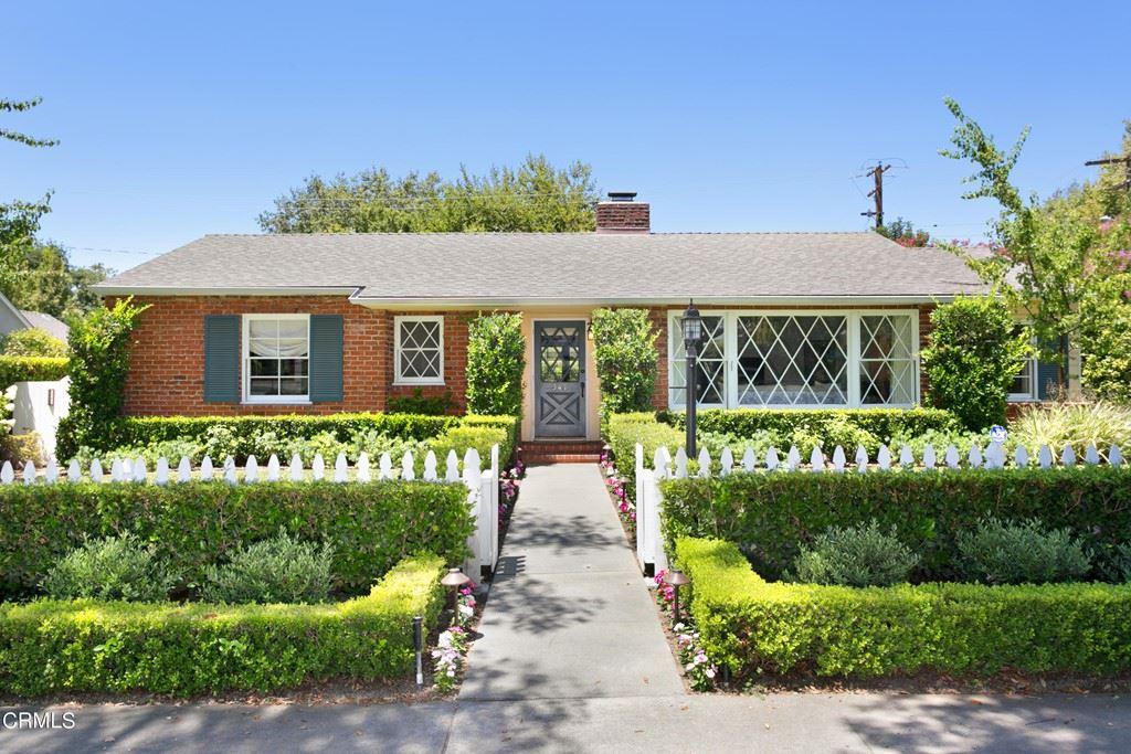 347 Plumosa Drive, Pasadena, CA 91107 - #: P1-5865