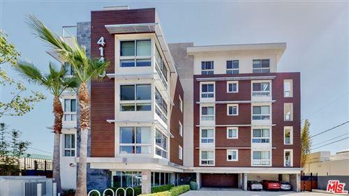 Photo of 4140 Glencoe Avenue #416, Marina del Rey, CA 90292 (MLS # 21758866)