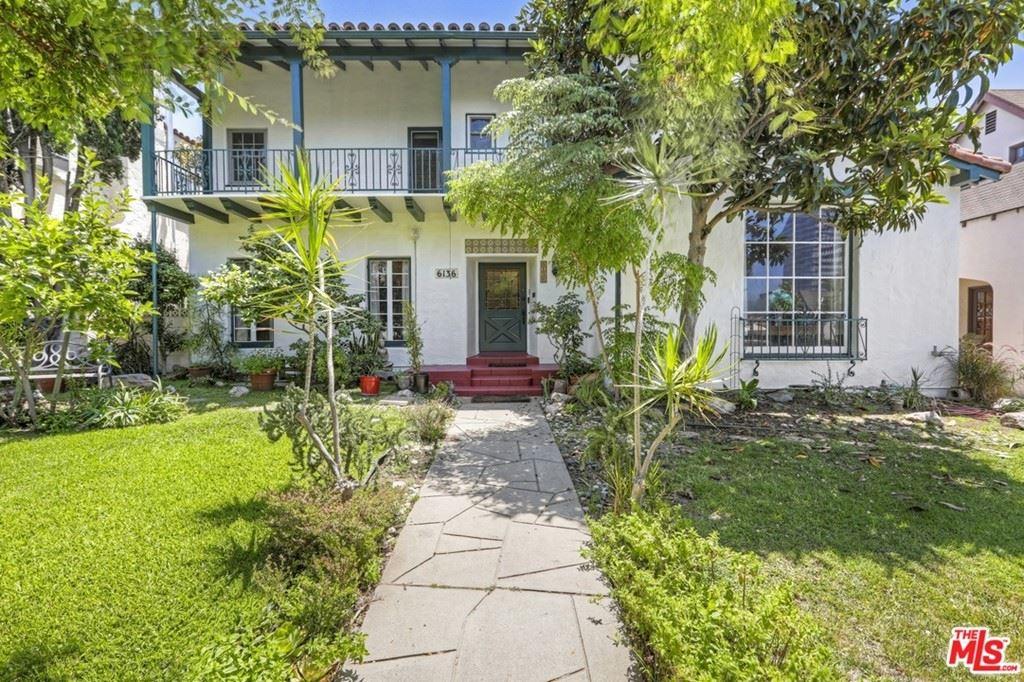 6136 Barrows Drive, Los Angeles, CA 90048 - MLS#: 21759866
