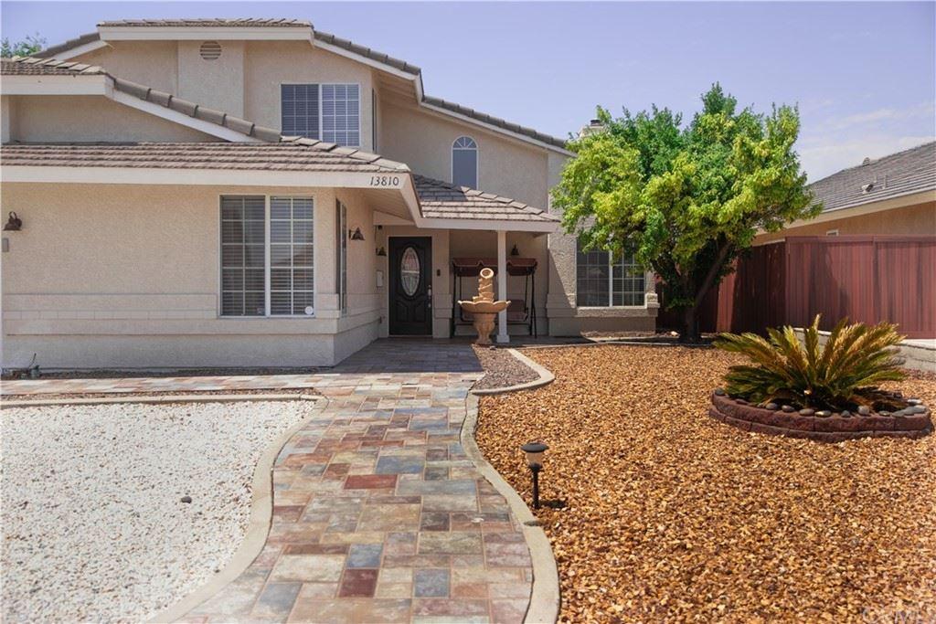 13810 Driftwood Drive, Victorville, CA 92395 - MLS#: CV21135866