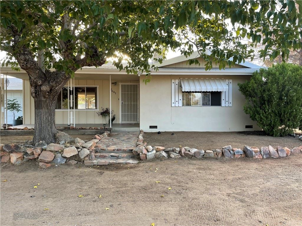 7641 Bannock, Yucca Valley, CA 92284 - MLS#: JT21137866
