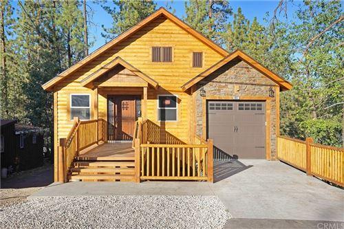 Photo of 607 Talmadge, Big Bear, CA 92315 (MLS # IV21156867)