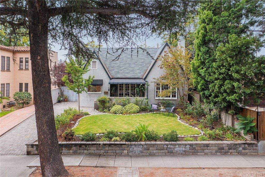 1435 N Allen Avenue, Pasadena, CA 91104 - #: SR21196867