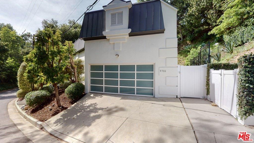 Photo of 9755 Oak Pass Road, Beverly Hills, CA 90210 (MLS # 21726868)