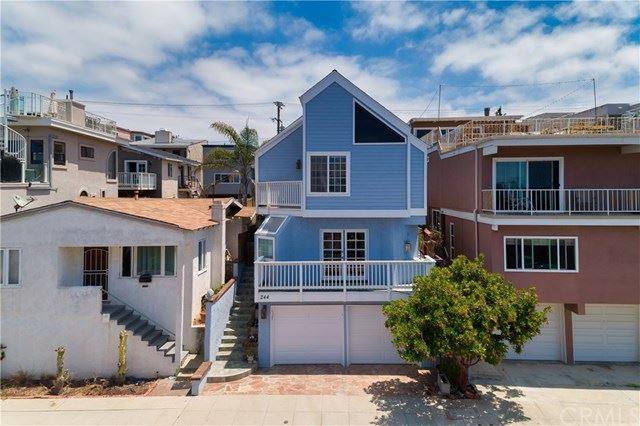 244 Manhattan Avenue, Hermosa Beach, CA 90254 - MLS#: SB20153868