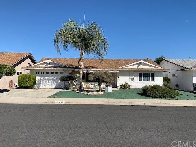 480 Whitney Drive, Hemet, CA 92543 - MLS#: SW21046868