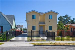 Photo of 232 W 74th Street, Los Angeles, CA 90003 (MLS # PW19171869)