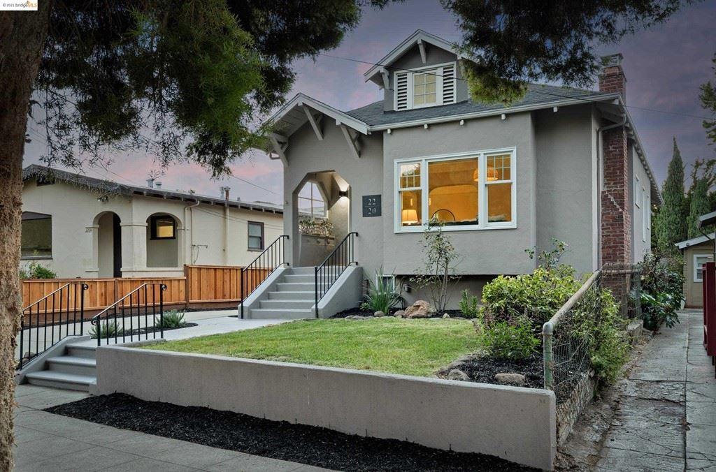 2220 Jefferson Ave, Berkeley, CA 94703 - MLS#: 40969869
