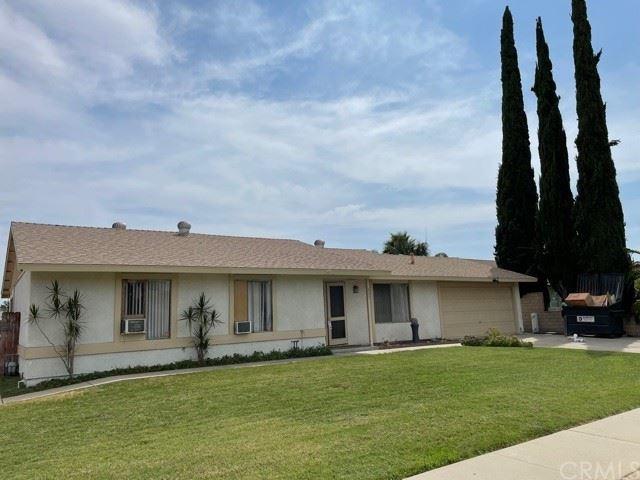 837 W Fontlee Lane, Bloomington, CA 92316 - MLS#: EV21166869