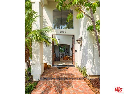 Photo of 2031 Walnut Avenue, Venice, CA 90291 (MLS # 21761870)