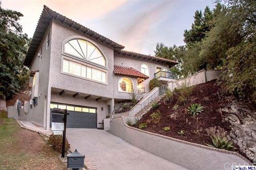 Photo of 1651 Golf Club Drive, Glendale, CA 91206 (MLS # 320003870)