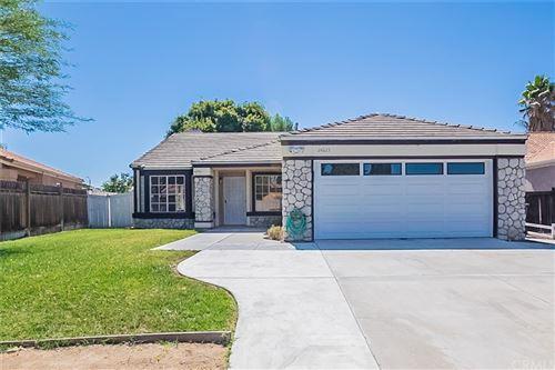 Photo of 24823 Hollyleaf Lane, Murrieta, CA 92562 (MLS # IV21204870)
