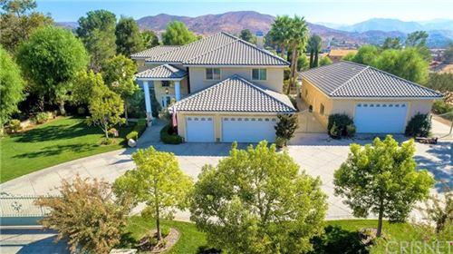 Photo of 32926 Crown Valley Road, Acton, CA 93510 (MLS # SR20218870)