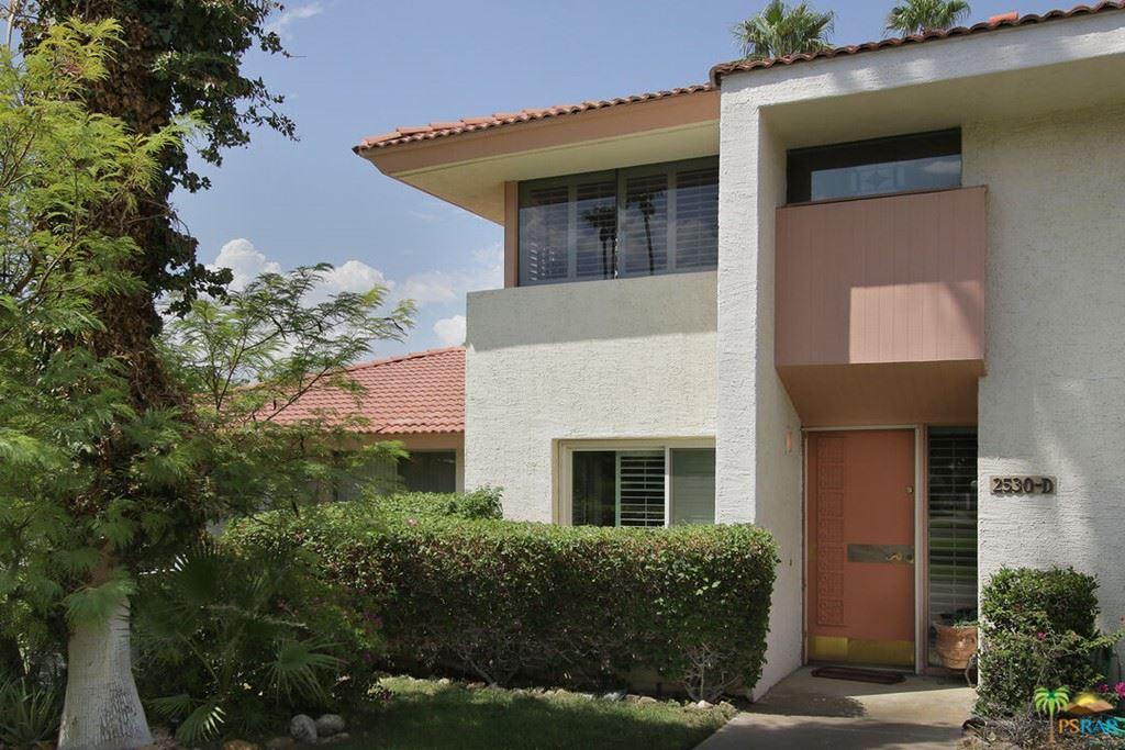 2530 N Whitewater Club Drive #D, Palm Springs, CA 92262 - MLS#: 21779870