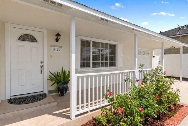 1405 W Malvern Avenue, Fullerton, CA 92833 - MLS#: OC20172871