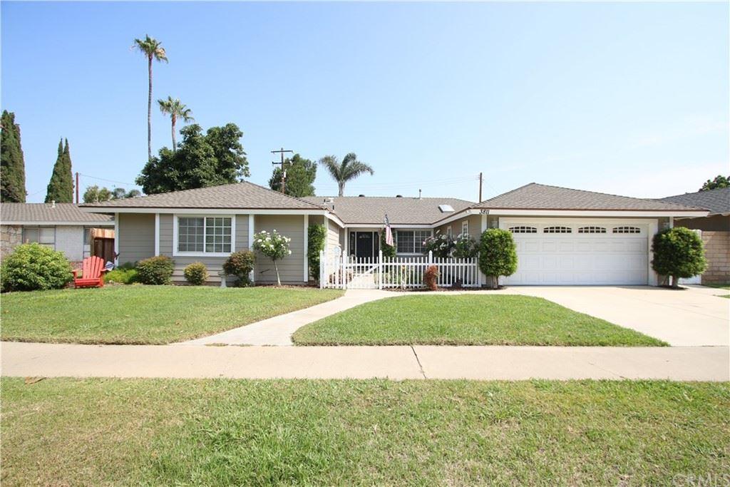 3811 E El Carmen Avenue, Orange, CA 92869 - MLS#: PW21156871