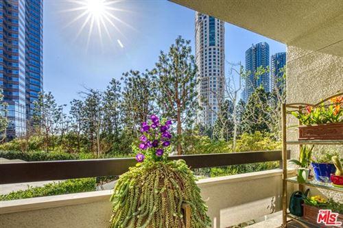 Photo of 2112 Century Park Lane #211, Los Angeles, CA 90067 (MLS # 21701872)
