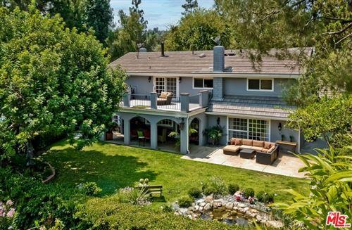 Tiny photo for 19421 Greenbriar Drive, Tarzana, CA 91356 (MLS # 21761872)