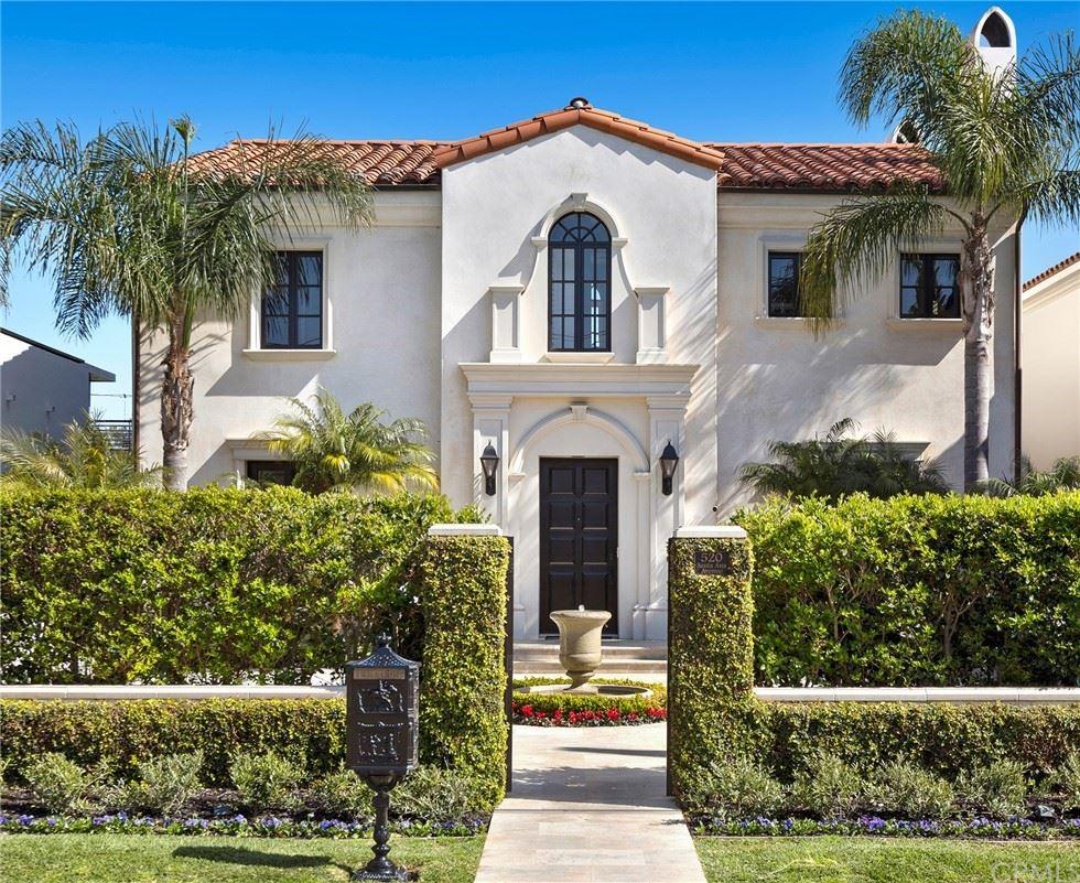 Photo of 520 Santa Ana Avenue, Newport Beach, CA 92663 (MLS # OC21078872)